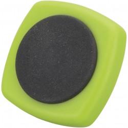 Suport auto magnetic verde pentru telefoane smartphone Herbert Richter